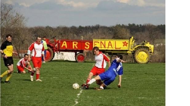 селски футбол, 2017 10