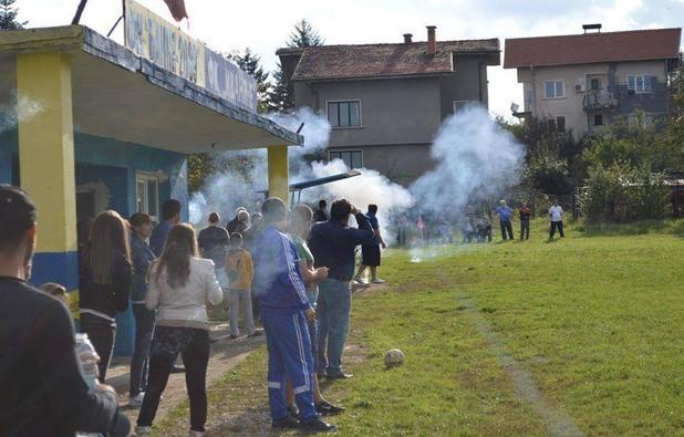 селски футбол, 2017 12