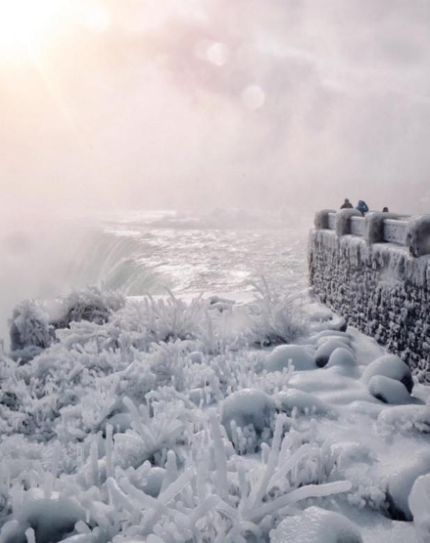 ниагарски водопад, ниагарски водопади