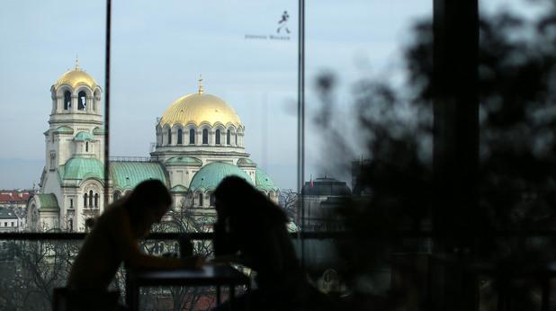 """Гледка към """"Св. Александър Невски"""