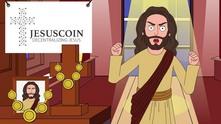 jesuscoin, jesus coin, исус койн
