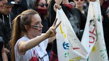 Протест за права на жените