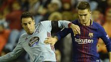 Селта - Барселона 1:1