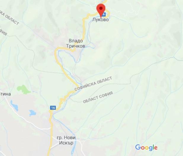 луково, село луково, убийство в нови искър