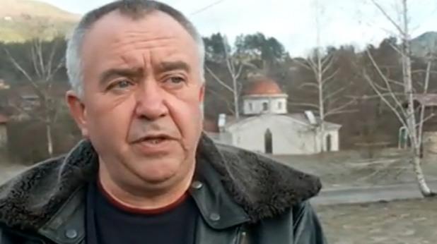 Кметът на Луково Румен Колев