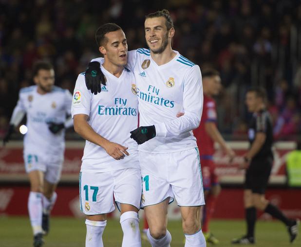 Нумансия - Реал Мадрид 0:3