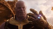 Танос в Avengers Infinity War