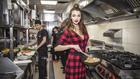 Хепи, Happy, Диляна Попова, в кухнята на Happy