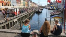 дания, копенхаген, столица на дания