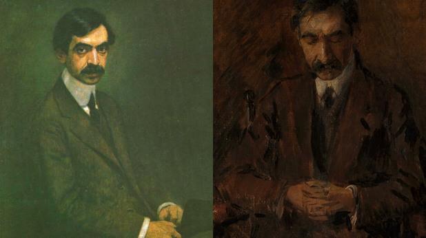портретите на пейо яворов
