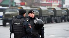 Полиция в Русия