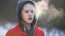 Зимно бягане
