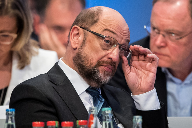 Мартин Шулц