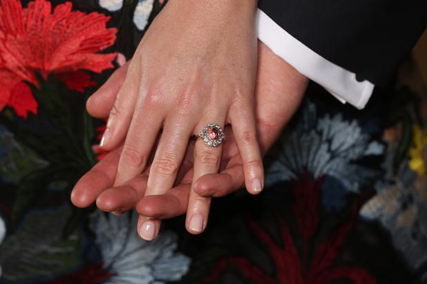 Годежният пръстен на принцеса Южени
