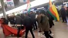 Бой между турци и кюрди