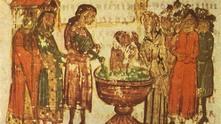 Покръстването на българите