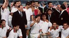 Милан - Бенфика 1:0