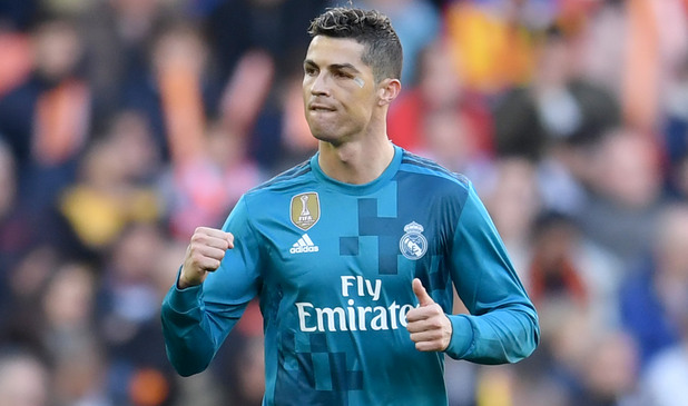 Валенсия - Реал 1:3