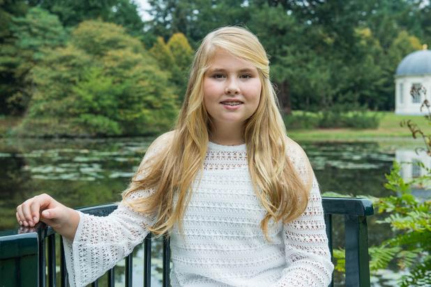 Принцеса Катерина-Амалия, Холандия