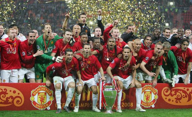 Челси - Юнайтед 2008 г.