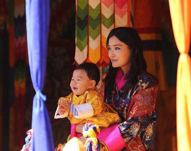 Принц Джигме Намгиал Вангчук, Бутан