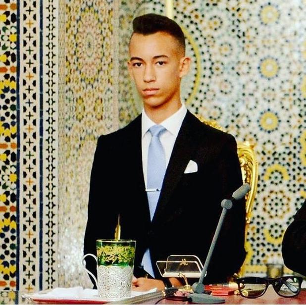 Принц Мулай Хасан, Мароко