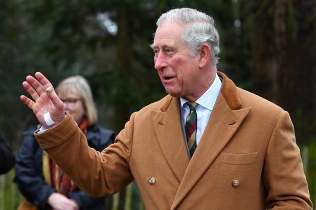 Принц Чарлз - престолонаследник на Великобритания