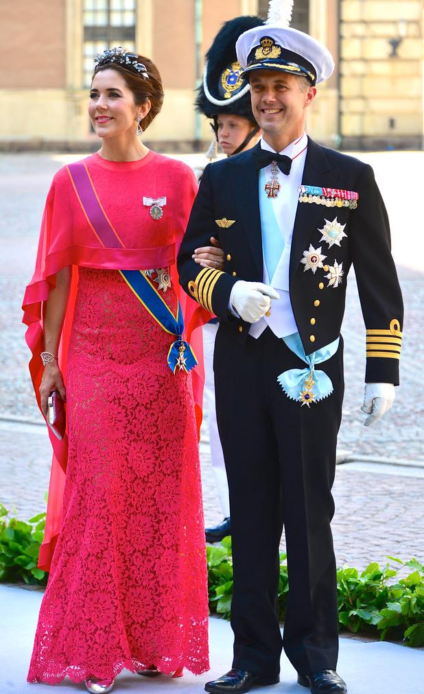 Принц Фредерик Датски