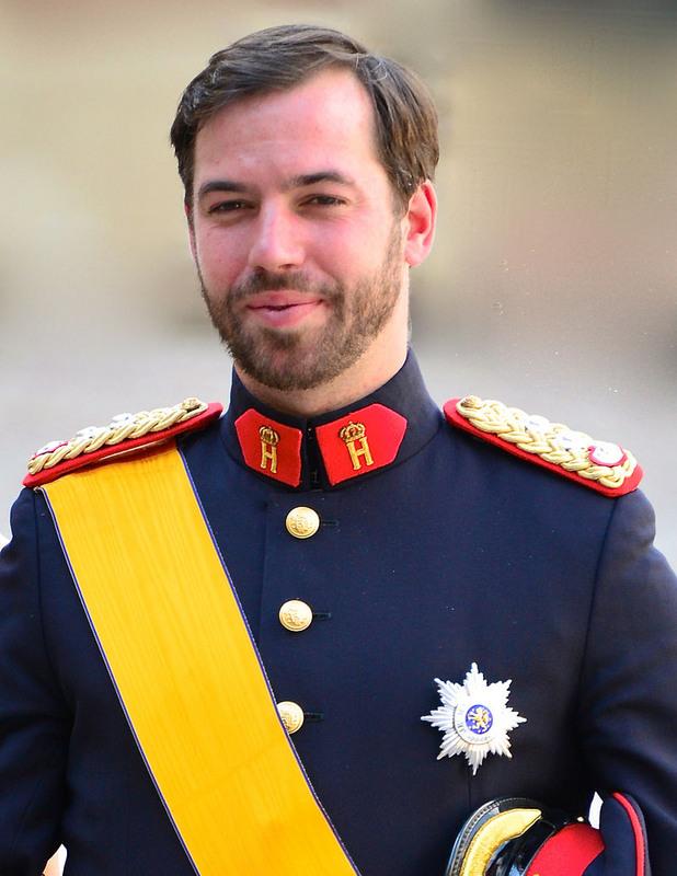 Принц Гийом, Люксембург