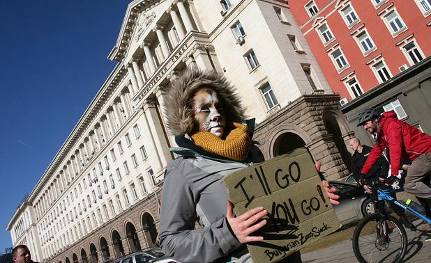 протест за лъвчетата, терез и масуд