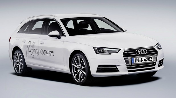 Audi A4 Avant g-tron S tronic