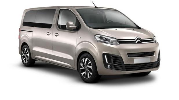 Citroën Spacetourer M BlueHDi 150 Start&Stop