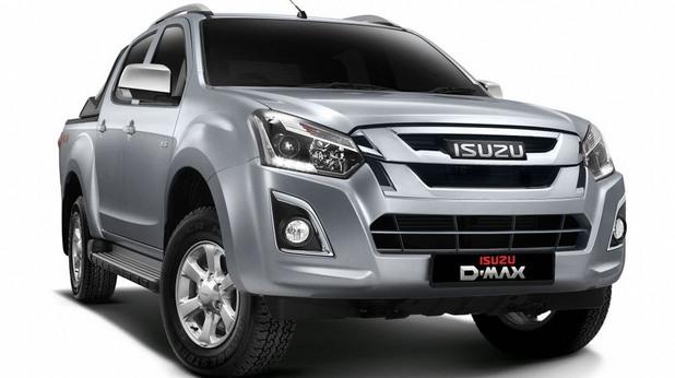 Isuzu D-Max 1.9 Diesel Double Cab 4WD Automatik
