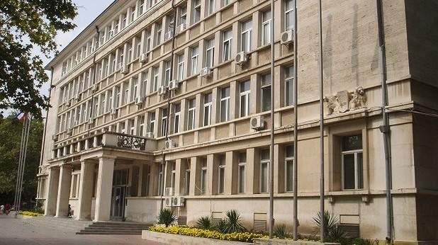 Съдебна палата - Варна