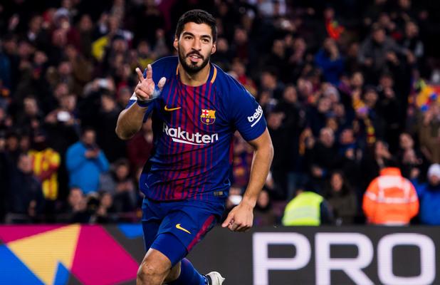 Барселона - Валенсия 1:0