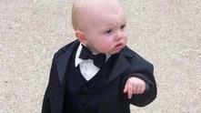 baby godfather, бебе, бебето кръстник