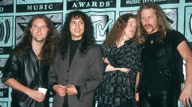 Metallica с Джейсън Нюстед в състава си