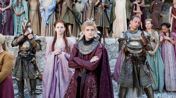 game of thrones,джак глийсън,джофри,крал джофри