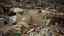 Хаити след земетресението през 2010-а