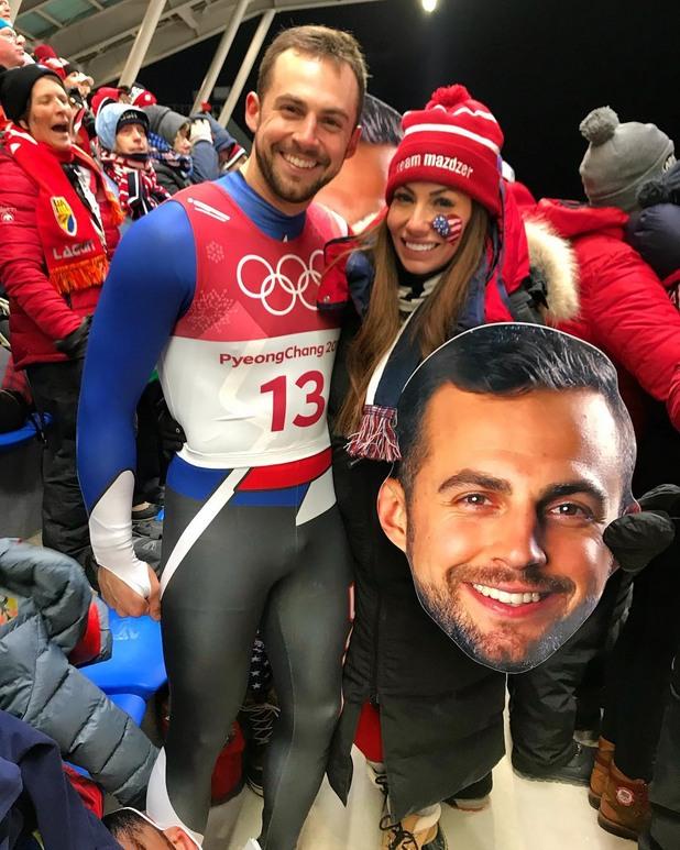 олимпиада, олимпийски игри, зимни олимпийски игри, пьонгчанг 2018, пьончан 2018, шейни, момичета, мара мариан, крис маздзър 2