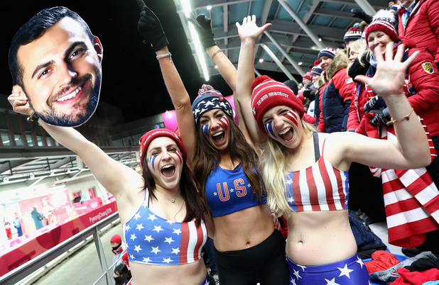 зимни олимпийски игри,крис маздзър,мара мариан,момичета,олимпиада,олимпийски игри,пьонгчанг 2018,пьончан 2018,шейни 5