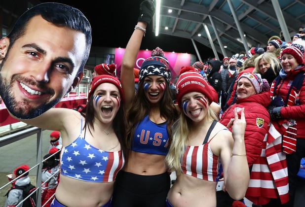 зимни олимпийски игри,крис маздзър,мара мариан,момичета,олимпиада,олимпийски игри,пьонгчанг 2018,пьончан 2018,шейни 7
