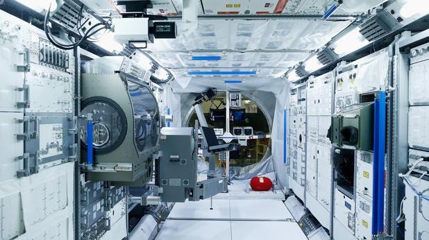 международна космическа станция