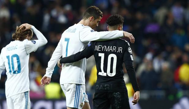 Реал Мадрид - ПСЖ 3:1