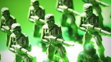 Пластмасови войничета