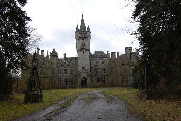 Замъкът Миранда