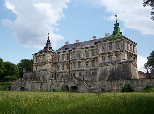 Подгорецкия замък