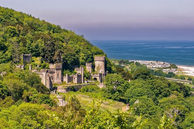 Замъкът Гурич