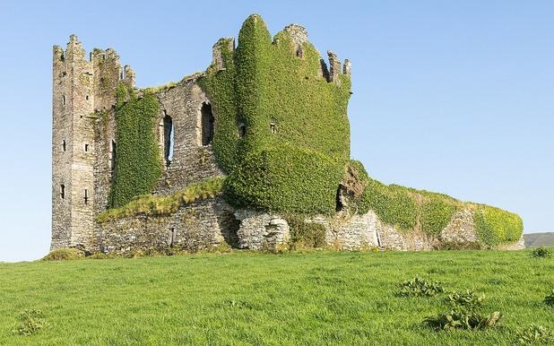 Замъкът Баликарбъри