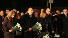 145-годишнина от гибелта на Апостола на свободата Васил Левски беше отбелязана  пред неговия паметник в столицата.